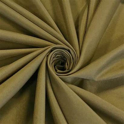 Fabric Nylon Khaki Plain Fabrics