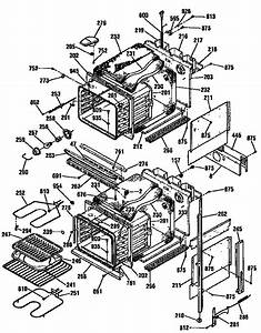 Body Section Diagram  U0026 Parts List For Model 91148365690