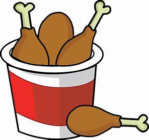 Fried Chicken Clipart - Cliparts Galleries