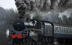 Steam Train Widescreen Desktop Wallpapers 10465 - Amazing ...