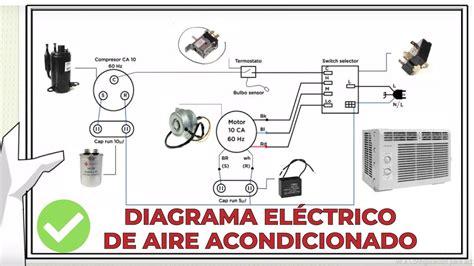 c 211 mo leer diagrama electrico de aire acondicionado
