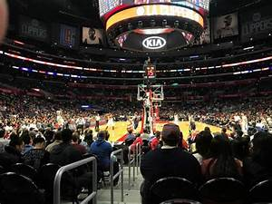 Staples Seating Chart Kings Staples Center Section 115 Row L Seat 11 Los Angeles