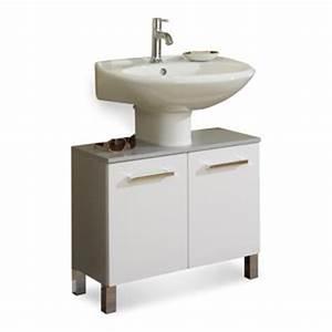 meuble lavabo pieds meubles salle de bain comparer les With meuble salle de bain sous lavabo avec pied