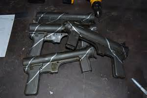 M3A1 Grease Gun Parts Kit