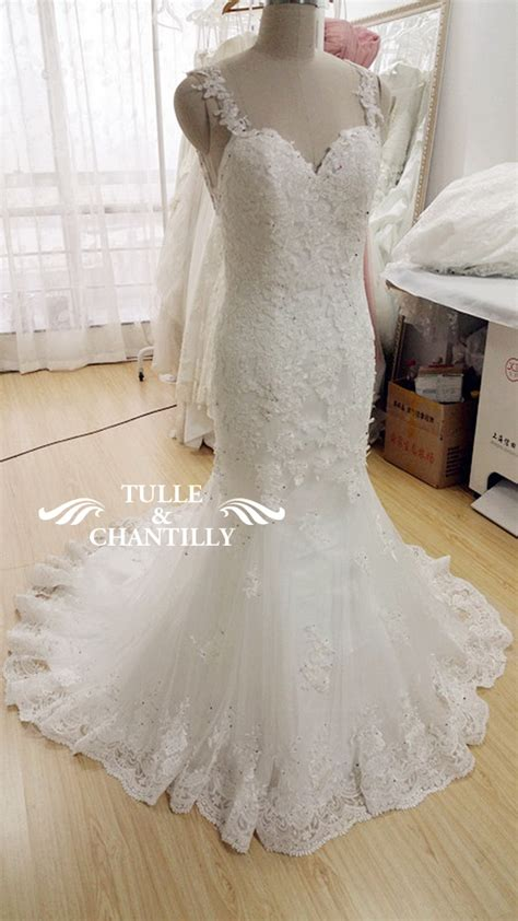 design   wedding dress delicate customized