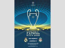 2018 UEFA Champions League Final Official Programme Real