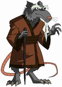 Master Splinter | Teenage Mutant Ninja Turtles | Pinterest ...