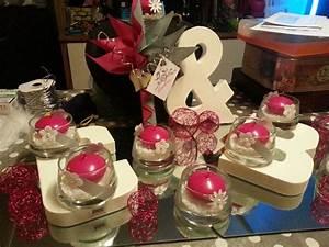 Deco Table Rose Et Gris : 17 best images about mariage fushia on pinterest search ~ Melissatoandfro.com Idées de Décoration