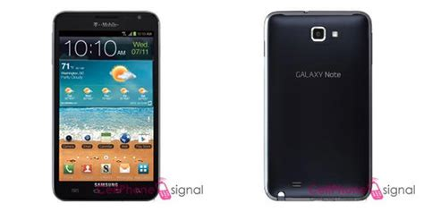 T-mobile Galaxy Note Launch Postponed To August 8?