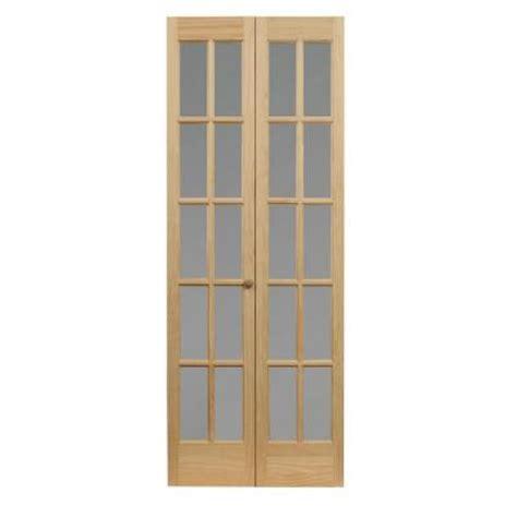 home depot glass interior doors pinecroft 24 in x 80 in 10 lite opaque
