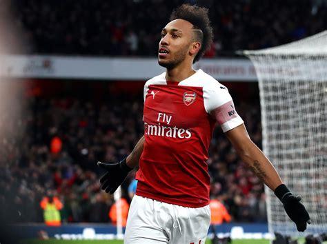 Arsenal forward Pierre-Emerick Aubameyang planned special ...