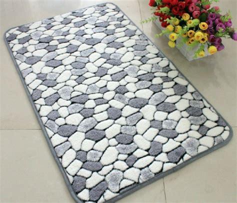 tapis pour salle de bain grande taille les tapis de bain originaux sont ravissants archzine fr