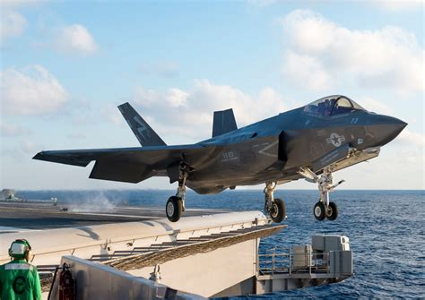 The F-35 Stealth Fighter: The Safest Fighter Jet Ever Made ...