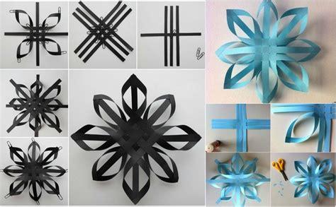 flocon de neige en papier origami de no 235 l 6 id 233 es avec des de pliage