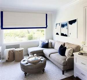 salon avec canape blanc meilleures images d39inspiration With tapis d entrée avec canapé linea sofa