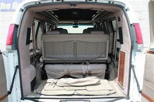 Find Used 2000 Chevy Conversion Van 118k Mi Clean Carfax One Owner Leather 4 Captain Chair In