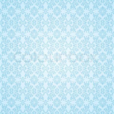 Pale Blue Background Pale Blue Subtle Seamless Background Stock Vector
