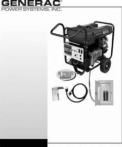 Generac Portable Generator 005308