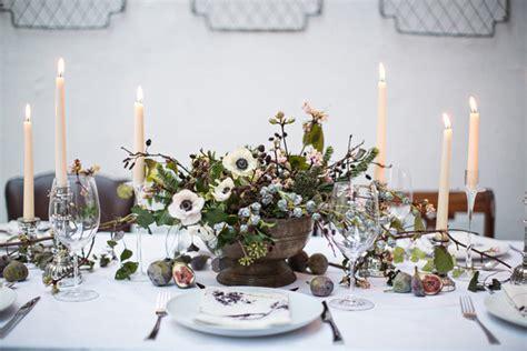 Elegant Christmas Table Decorations christmas table settings holiday decor hello lovely