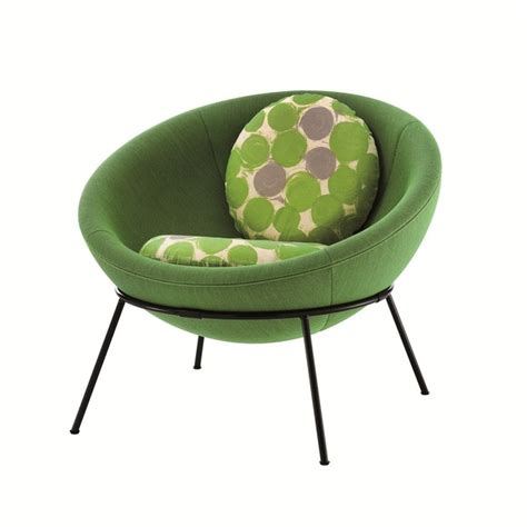 bardi s bowl chair by arper is the pop