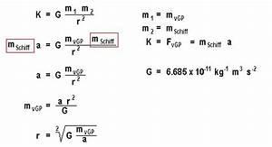 Gravitationsbeschleunigung Berechnen : prtf ~ Themetempest.com Abrechnung