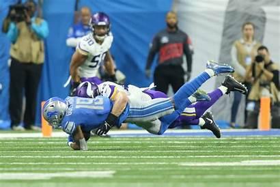 Vikings Lions Linebacker Minnesota Kenny Golladay Vs