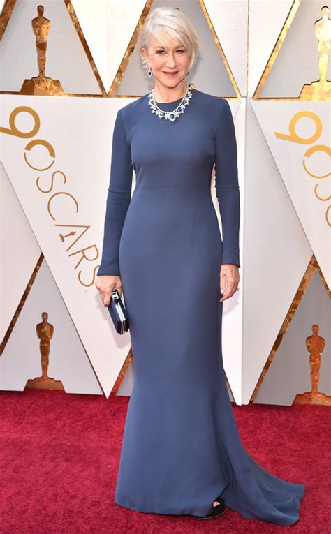 Oscars Red Carpet Best Worst Dressed The Fashion