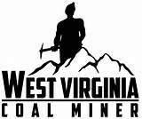 Coal Clipart Miner Mining Miners Virginia West Clip Mine Crew Decal Helmet Wife Vinyl Decor Google Royalty Adhesive Sticker Wall sketch template