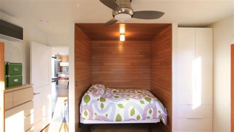sustainable and affordable prefab weehouse delivers big time