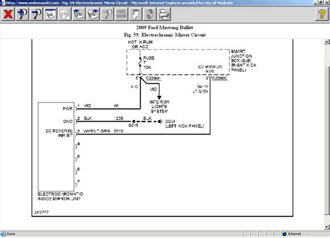 Electric Wiring Diagram Ford Mustang 2009 by I A 2005 Mustang Gt Covertable That I Am Installing