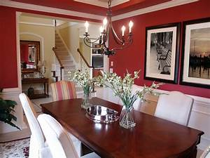 60 red room design ideas all rooms photo gallery With red dining room color ideas