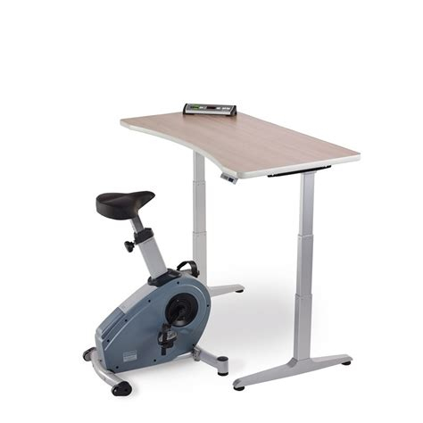 Recumbent Bike Fit Desk by Desk Bike Exercise At Your Desk Lifespan Workplace