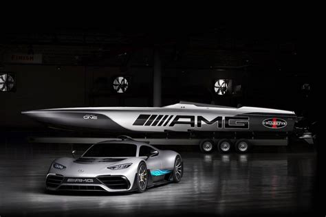 Cigarette Racing Boat Amg mercedes unveils 2 million amg cigarette racing boat
