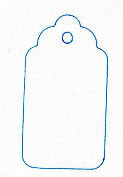 Tag Gift Template Templates Printable Tags Bag