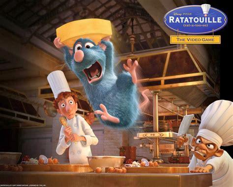 Ratatouille Oyunu Full Indir