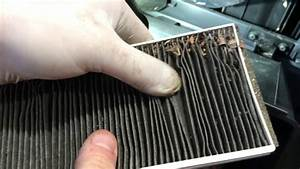 Hyundai Getz Air Conditioning Cabin Filter Replacement
