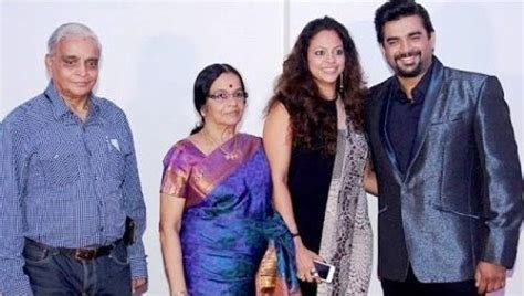R Madhavan Family Photos, Wife, Son, Father, Mother, Age