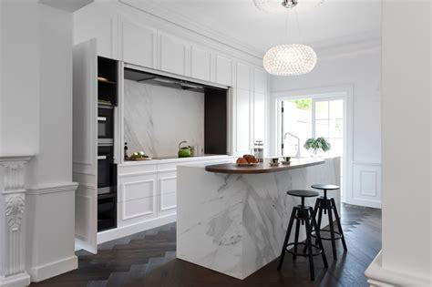 Contemporary Kitchen Cabinets That Redefine Modern Cook Room