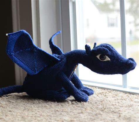 dragon knitting patterns   loop knitting