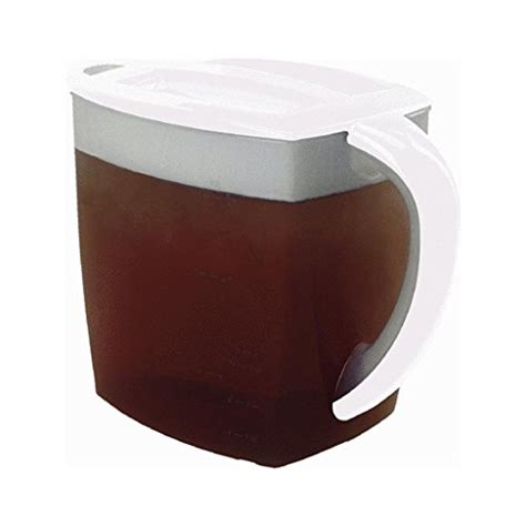 You must have a look at your coffee maker features and specification before getting it. Mr. Coffee 3-Quart Fresh Tea Iced Tea Maker - MicroMally