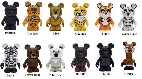 disney vinylmation animal kingdom  figures   box ebay