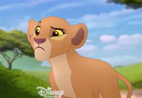 Kiara In The Lion Guard