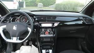Citroen Ds3 Interieur : citroen ds3 cabrio 1 6 vti so chic 6cv occasion lyon s r zin rh ne ora7 ~ Gottalentnigeria.com Avis de Voitures