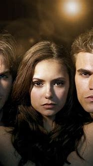 The Vampire Diaries Season 2 Promo Poster - The Vampire ...