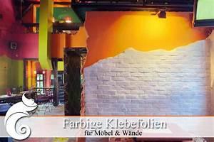 Klebefolien Für Möbel : mit farbiger klebefolie m bel und w nde umgestalten ifoha ~ Orissabook.com Haus und Dekorationen