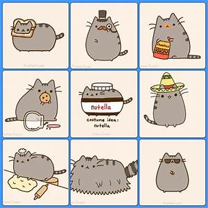 Pusheen Wallpapers (72+ background pictures)