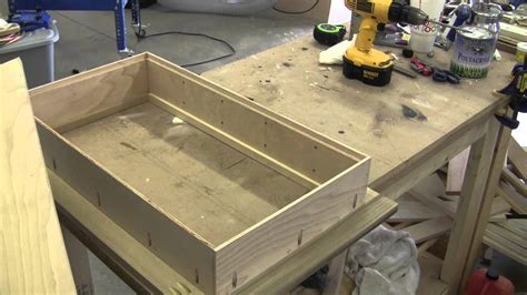 build a medicine cabinet how to build a recessed cabinet pt 2 youtube