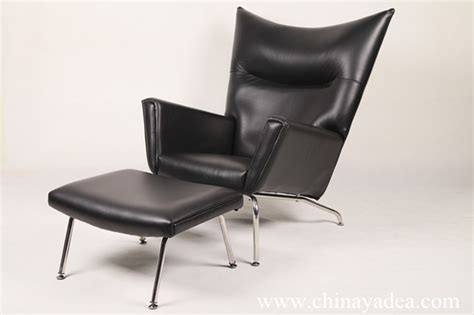 hans j wegner and wishbone chair ch445 wing chair shell
