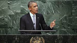 Obama delivers final UN General Assembly speech