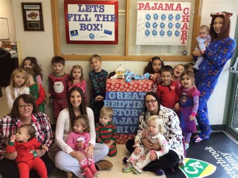 chesterbrook academy 174 preschool in west chester donates 471 | pj day 2017 1482846529 2598